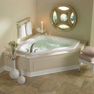 Más de 25 mejores ideas sobre la decoración de la bañera Jacuzzi en Pinterest
