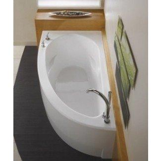 Tinas de esquina para baños pequeños - Foter