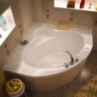 Bañera de esquina - Decofurnish