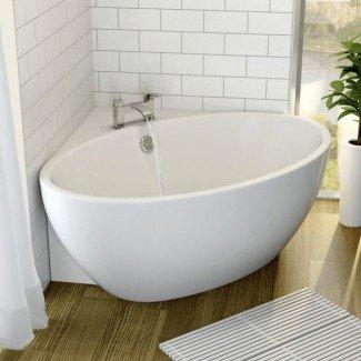 25+ mejores ideas sobre Corner Bathtub en Pinterest | Esquina