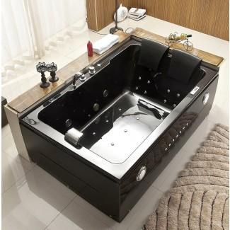 Bañeras Idea. impresionante bañera de hidromasaje para 2 personas ...
