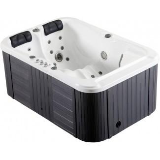 Nueva bañera de hidromasaje de dos personas con bañera de hidromasaje ...