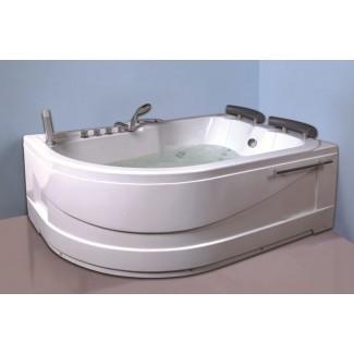 Bañera de aire con calentador, 2 Bañera de hidromasaje para persona interior