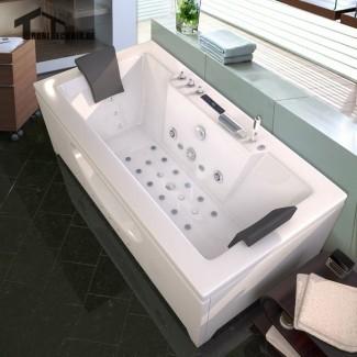 Idea de bañeras: bañeras de hidromasaje económicas y destacadas Bañera de hidromasaje ...