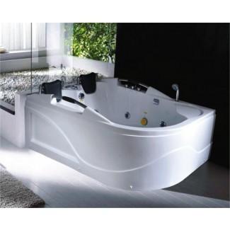 Bañeras Idea: impresionante bañera de hidromasaje para 2 personas Corner ...