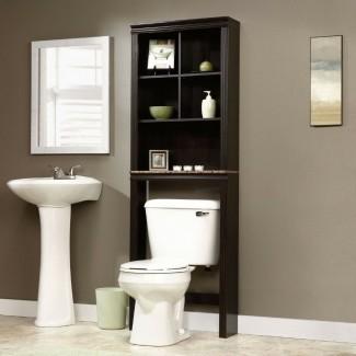 Armario de baño sobre el estante del inodoro Ahorro de espacio de almacenamiento ... [19659010] Armario de baño sobre el estante del inodoro Ahorro de espacio de almacenamiento ... </div> </p></div> <div class=