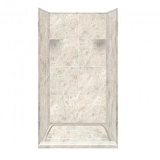 """Kit de pared de ducha de tres paneles de superficie sólida 75 """"x 36"""" x 36 """"[19659010] Kit de pared de ducha de tres paneles de superficie sólida de 75 """"x 36"""" x 36 """"</b><br /> Hecho con materiales no porosos sin arañazos, este kit de pared de ducha de panel se puede colocar a ambos lados de la ducha. También obtiene dos estantes adicionales como parte del diseño para atender sus necesidades de almacenamiento. </div> </p></div> <div class=""""vh2-board-item board-item"""" eid=""""357351""""> <div class=""""vh2-board-item-photo board-item-photo""""><img class=""""mini-check"""" id=""""i357351"""" src=""""http://mokadecoracionshop.com/wp-content/uploads/2019/11/1575141208_970_Más-de-50-paredes-de-ducha-de-superficie-sólida-que-te-encantarán-en-2020.jpg"""" alt="""