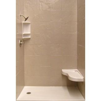 7 consejos para personalizar un kit de ducha de superficie sólida