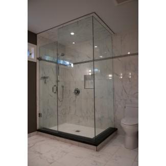 son estos paneles de pared de ducha de superficie sólida