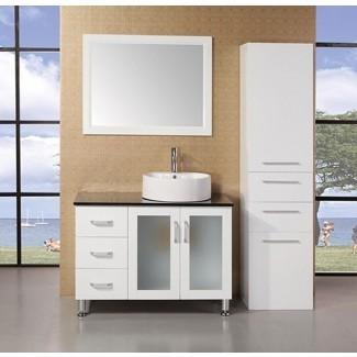 Design Element Malibu (single) 40-Inch Modern Bathroom ...