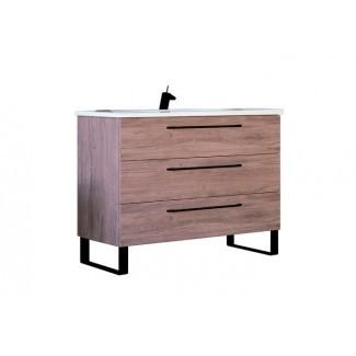 Mueble de tocador de baño moderno de 40 pulgadas | Dakota Chicago ...