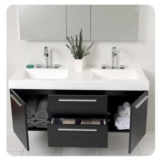 Las 40 pulgadas de ancho Kokols Modern Bathroom Vanity Reviews .. .