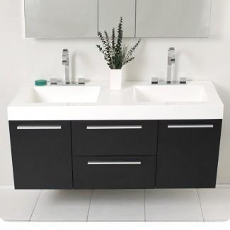 Las 40 pulgadas de ancho Kokols Modern Bathroom Vanity Reviews ...