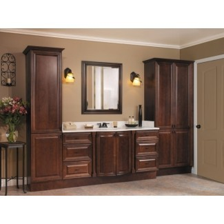 Ideas de diseño para el hogar del mueble de baño y del gabinete de lino ...