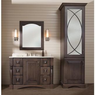 Combinación de tocador y lino para baño - Ideas de diseño de baño