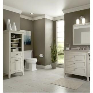 Mueble de baño y mueble de baño Allen + Roth Wrest Park
