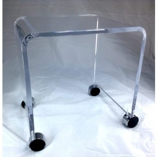 Muebles: impresionante tocador con diseños de ruedas ...