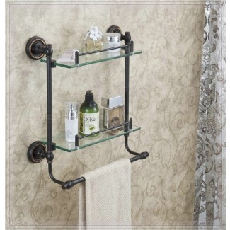 estante de baño con toallero - 28 imágenes - baño