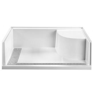 Plato de ducha sin barreras MTI | Rectángulo