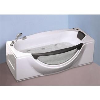 Bañeras de hidromasaje portátiles pequeñas de 1800 mm, una sola persona ...