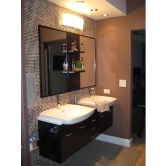 Lavabos dobles en el baño principal - ¿Debemos tenerlos?