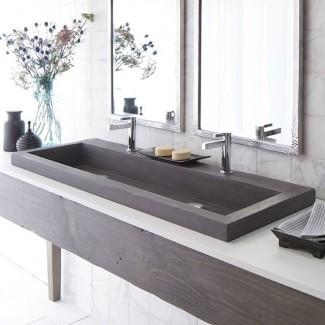 40 ideas de tocador de baño para su próxima remodelación [PHOTOS]