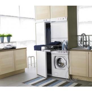 Apartamento Tamaño lavadora-secadora combinado | Combo de lavadora y secadora
