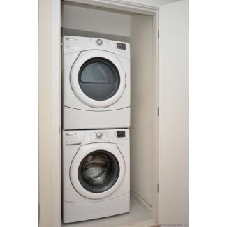 Tamaño del apartamento Lavadora y secadora apilables | HomesFeed
