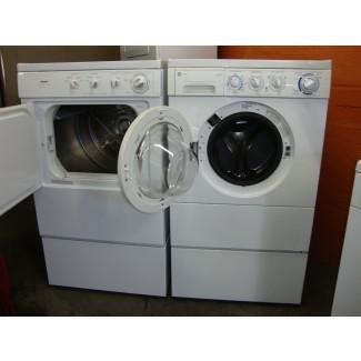 Lavadora y secadora tamaño apartamento perfectas | HomesFeed