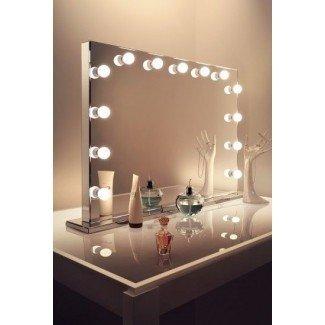 Más de 25 mejores ideas sobre Mesa de maquillaje con luces en Pinterest