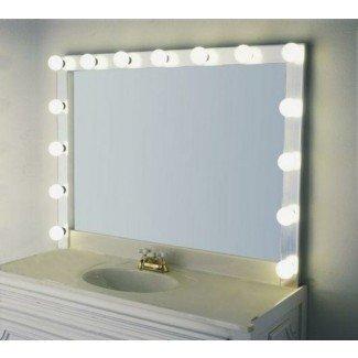 Iluminación moderna para espejo ¡Grandes ideas! - Blog Decor10