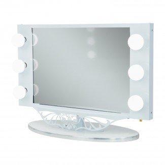 Espejo de vanidad con luz de Starlet