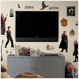 HARRY POTTER 30 BiG Wall Stickers Decals