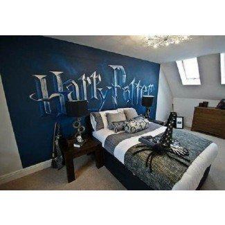 decoración de habitación temática de harry potter | Harry Potter⚡️ | Pinterest
