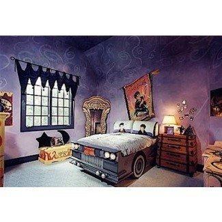 Ideas para una habitación temática de Harry Potter: deslumbramiento de diseño