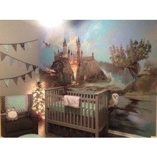 Una guardería inspirada en Harry Potter - Proyecto Guardería