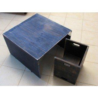 Entorno preparado: mesa y silla de destete de My Child