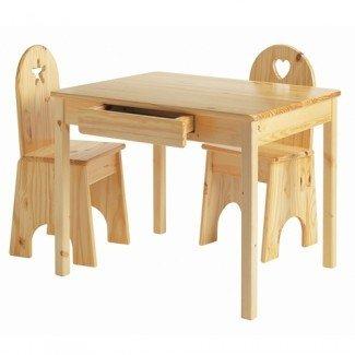 Muebles de madera Waldorf
