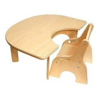Mesa para niños Montessori Materials