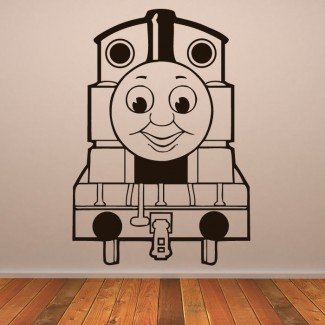 Childs Thomas Tank Engine Train Wall Decal Sticker ...