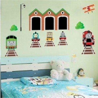 Thomas The Train Decoración de pared | eBay