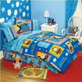 Thomas the train ideas del dormitorio: