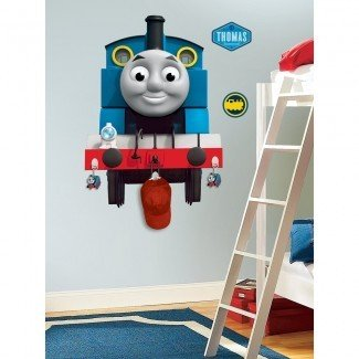 Thomas the Train Wall Decor Collection para Train-Themed ...