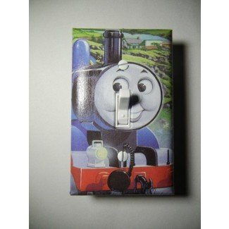 Thomas The Train - Cortina para decoración de dormitorio - Oficina y dormitorio