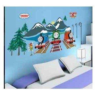 Thomas Train Vinilos decorativos para habitación de niños