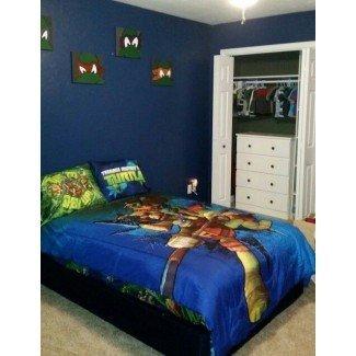 Sala de tortugas ninja diy | Tortugas Ninja (Donta) | Pinterest