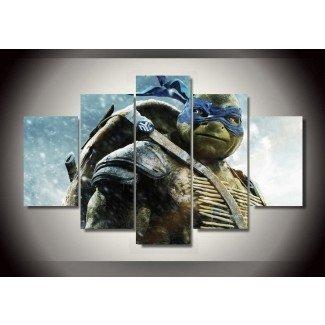 Imágenes animadas de tortugas ninja animadas de alta calidad ...