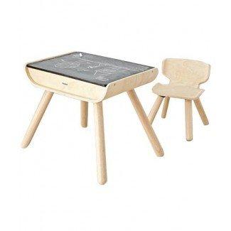El juego de escritorio y silla para niños Land of Nod  