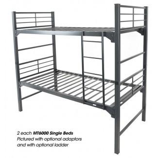 Literas de metal de servicio pesado, camas de metal de servicio pesado ...