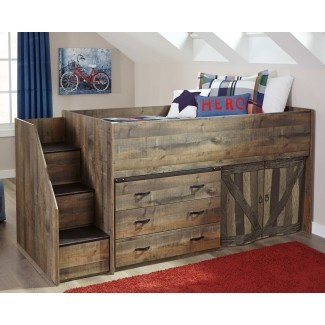 Tyrel Twin Low Loft Bed